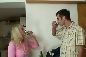 she is bonks son-in-law after pair of drinks