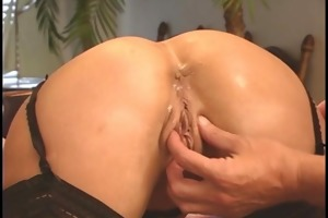 arse licking and anal play with a hawt lustful d