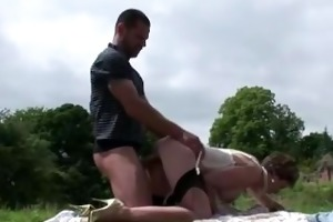 older stocking brit sonia fuck and ejaculation