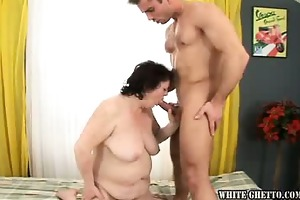 i want to cum inside your grandma #02