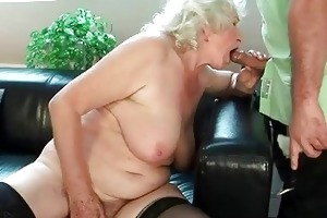 the superlatively good of lusty grandmas