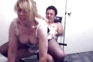 older maid fuck