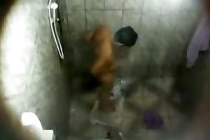 hidden camera mexican mamma in shower