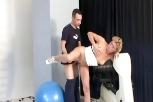 d like to fuck acquires the exercise she is