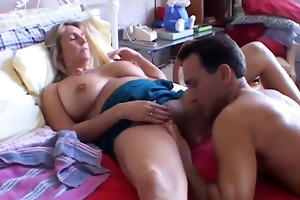 beautiful breasty older honey boned and blasted