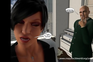 3d comic: vox populi. clip 2