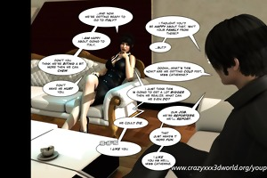 3d comic: vox populi. movie 4