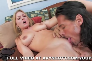 avy scott acquires a pounding by nick manning