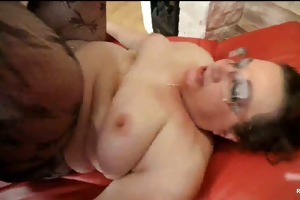 wicked bulky dark brown hoe sucks stiff part6