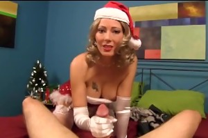 concupiscent holiday stepmom seduces me. zoey