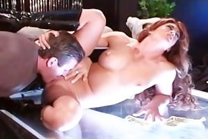hawt aged stripper acquires drilled on stage