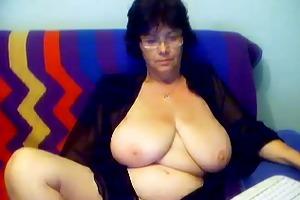 granny on the webr20