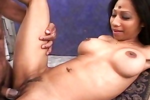 sexually excited indian wife playing with a stiff