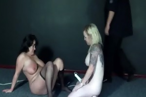 enslaved lesbo toying and cuties sex tool sex of