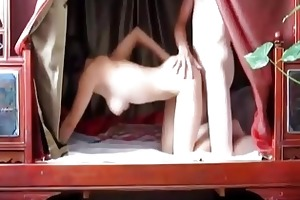 masked wife can to taking dong hard