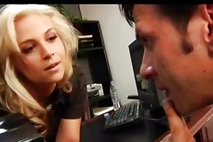 bossy blond mother i receives what she is desires
