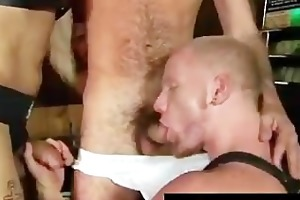 butch bum bashing in the back room part6