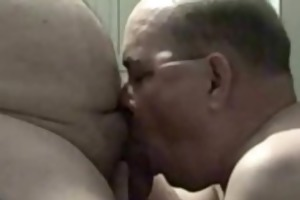 compilation of daddies and hunks giving excellent