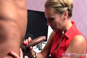 love creampie biggest rod delivers massive load