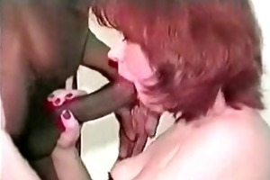 wife acquires her muff &; butt drilled by bbc