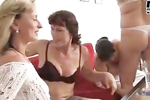 several large titted older ladies love part4