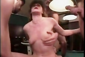 the most good of european anals - scene 6