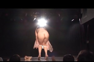 aged dancer stage show movie 02 (jav excerpt)