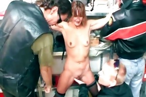 hot and lewd aged whore receives moist part5
