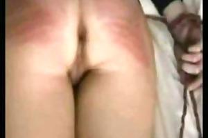 spank my large ass