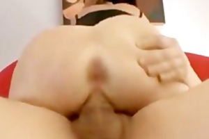 mom and juvenile double penetration