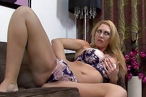 large breasted d like to fuck masturbating her