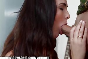 mommybb sexy brunette hair d like to fuck