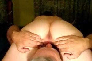 large soaked creampie