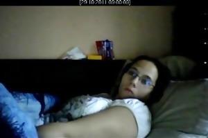 wife mastrubate on spycam part 2 rubber