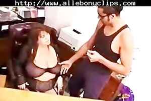 leniency 44ff darksome swarthy cumshots ebon