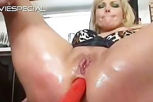 aged mother i gets chocolate hole screwed part6