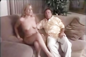 blond d like to fuck on the sofa