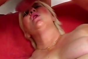 hiary granny plumper dicked