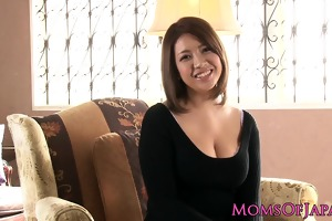 breasty japanese d like to fuck enjoys