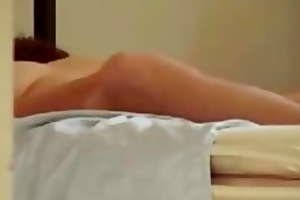 voyeur movie scene of my toying and cumming mommy