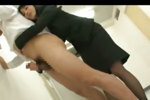 asian aged teacher jerking off student and