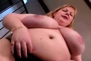 tiny honey lewd big beautiful woman drilled