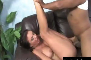 breasty hawt milfs have a fun black cockhard and
