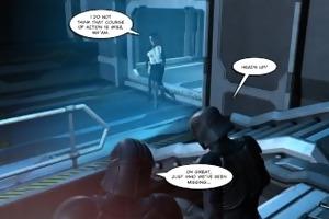 3d comic: vox populi. movie 13