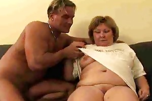 hawt aged granny receives drilled