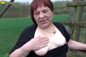 old lustful grandmother