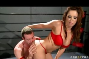 bigtit brunette hair mother i pornstar screwed