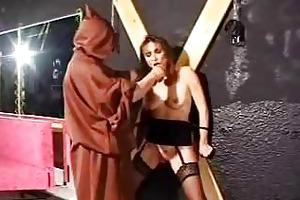 thraldom older serf in punishment