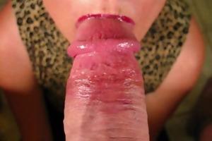 lipstick pov oral pleasure