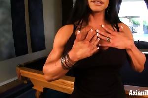 aziani iron mmf bodybuilder marina lopez acquires